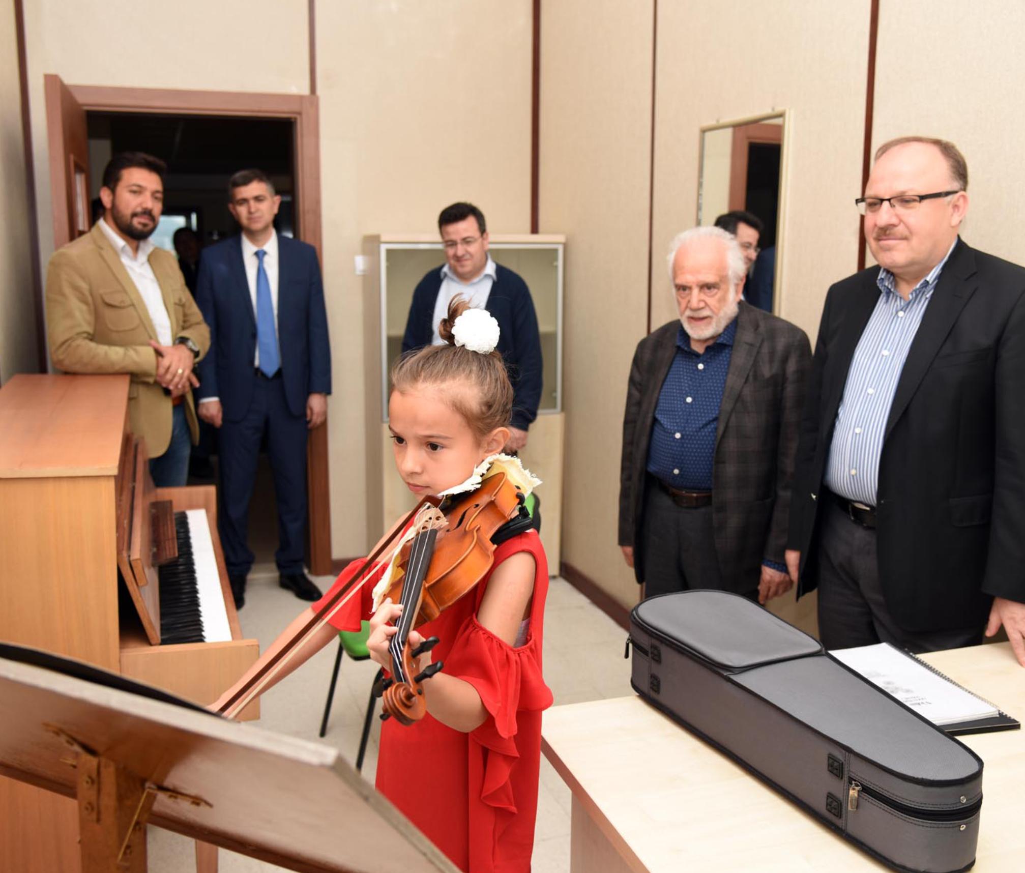 Afyonkarahisar Valisi Mustafa Tutulmaz'ın Müzemize Ziyareti